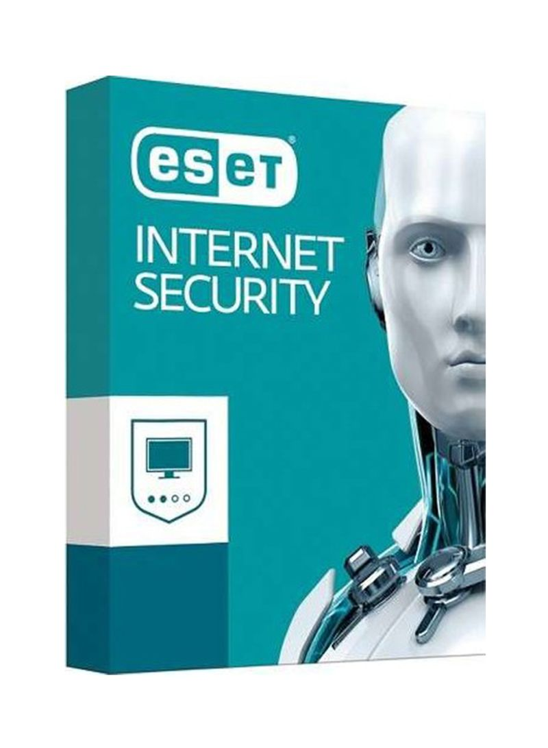 Image result for INTERNET SECURITY NOD32 2USER dubai