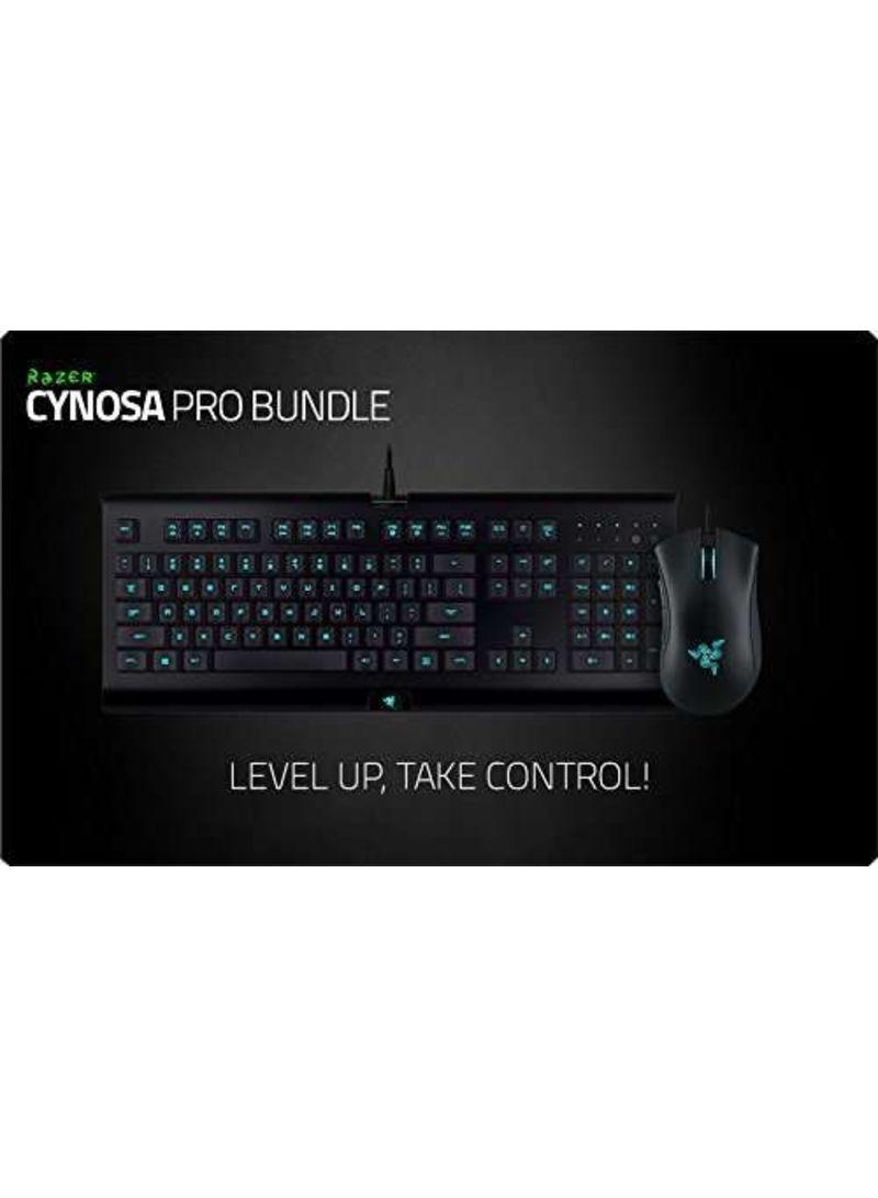 3fcc32a5212 Shop Razer Cynosa Pro Gaming Bundle (Cynosa Keyboard + Deathadder ...