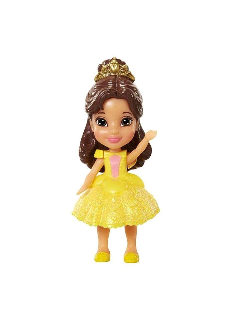Shop Jakks Pacific Disney Princess Belle Toddler Doll 3 5
