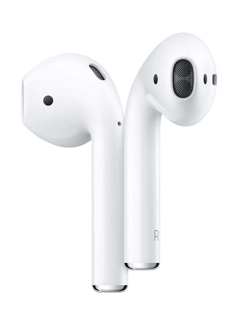 74d1b28ff1a Shop Apple AirPods with Charging Case (2019) White online in Dubai ...