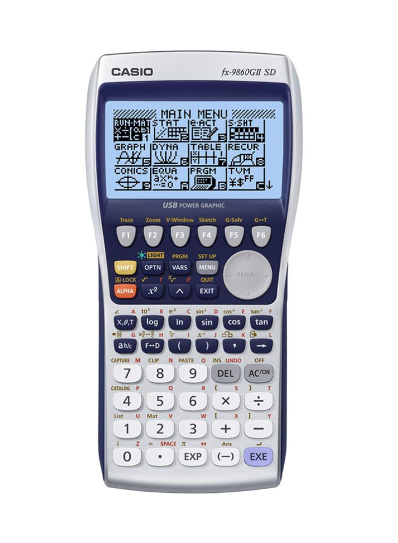 Shop Generic Graphing Calculator Multicolour online in Dubai, Abu Dhabi and  all UAE