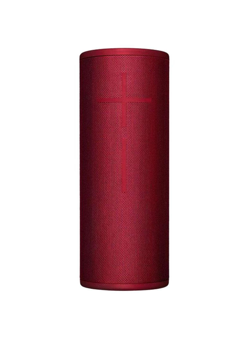 Ultimate Ears 984-001403 MEGABOOM 3 Wireless Bluetooth Speaker Forest Green with POWER UP Charging Dock