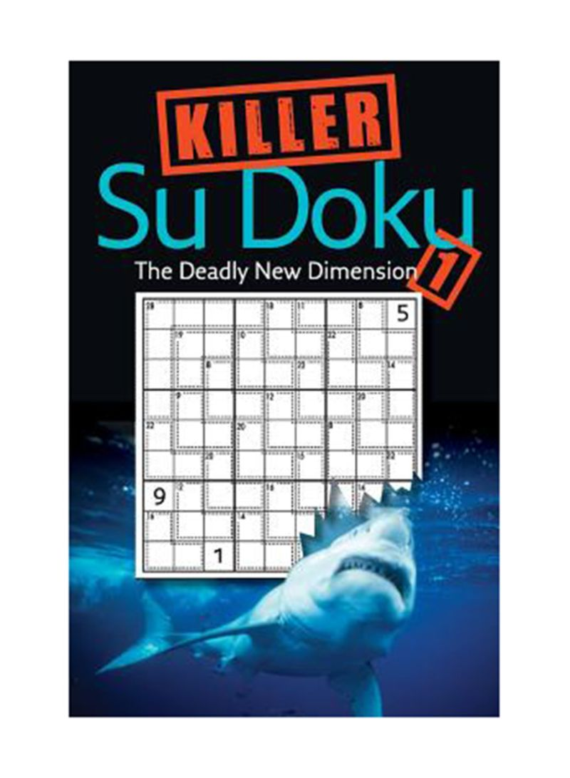 Shop Killer Sudoku 1: The Deadly New Dimension Paperback online in Dubai,  Abu Dhabi and all UAE
