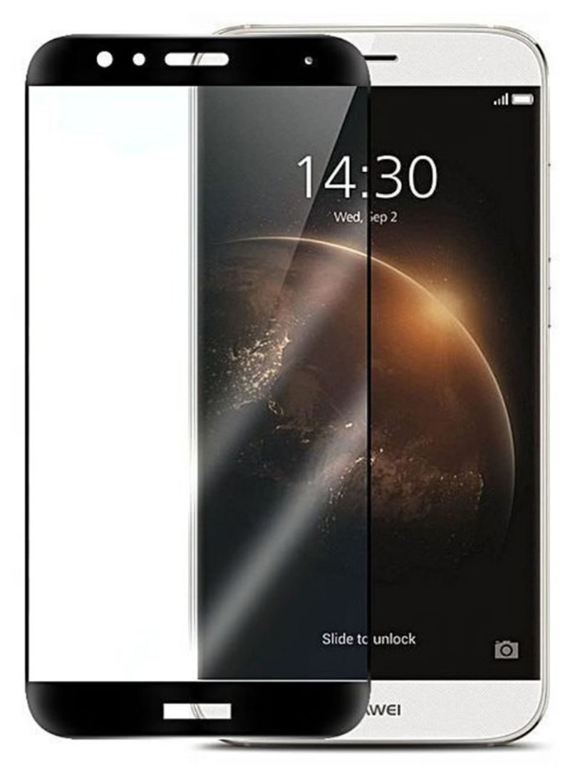 Shop Muzz Tempered Glass Screen Protector For Huawei G8 5 5