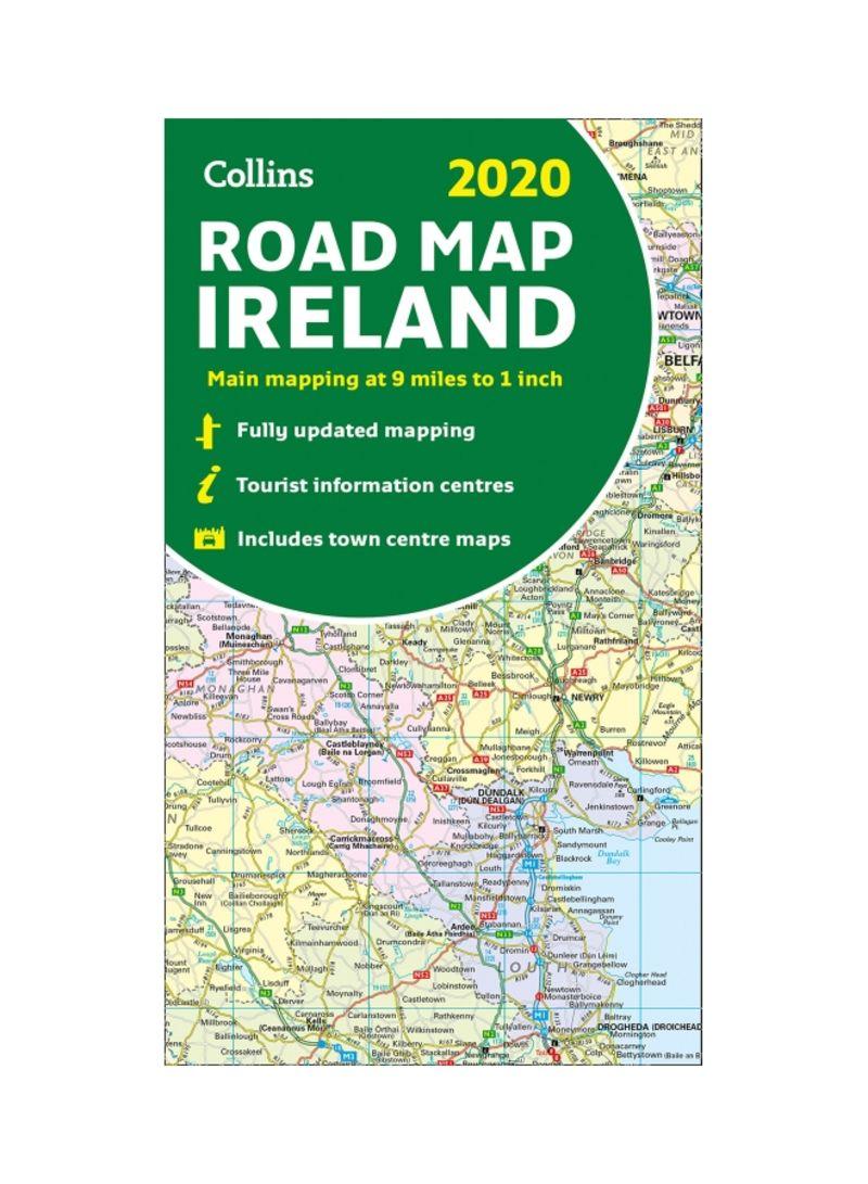 Shop Road Map Ireland online in Dubai, Abu Dhabi and all UAE