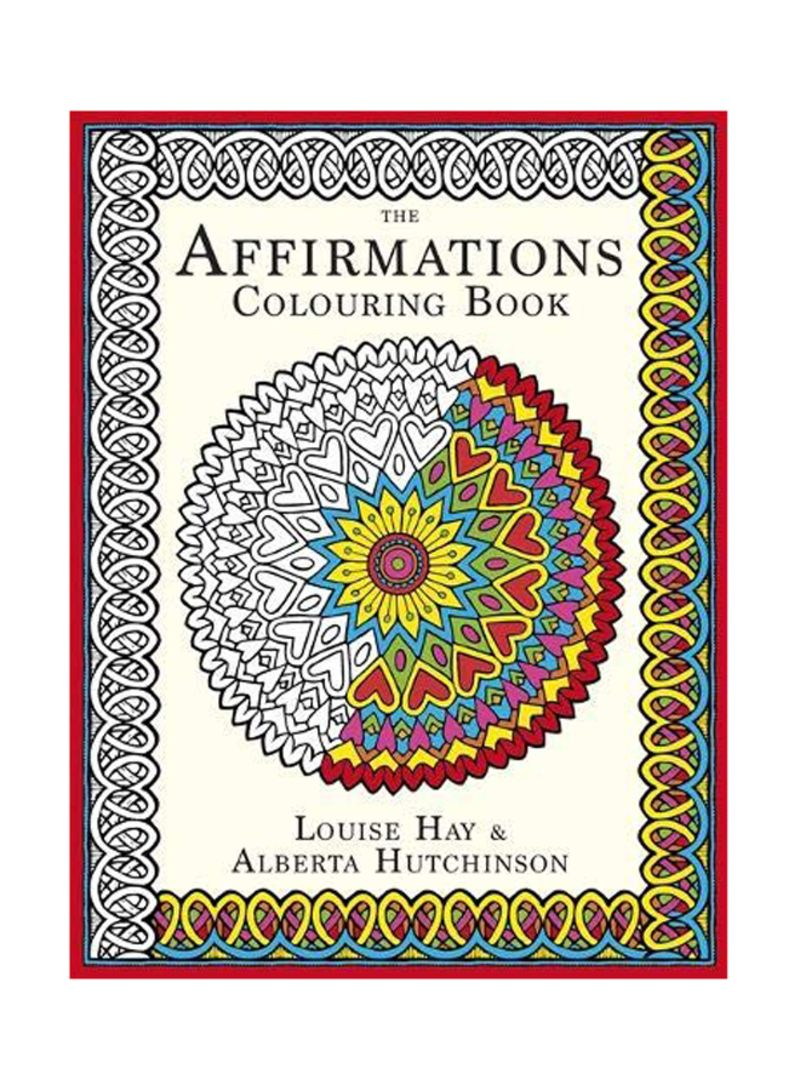 Shop Hay House Publishing Affirmations Colouring Book Online In Dubai Abu Dhabi And All Uae