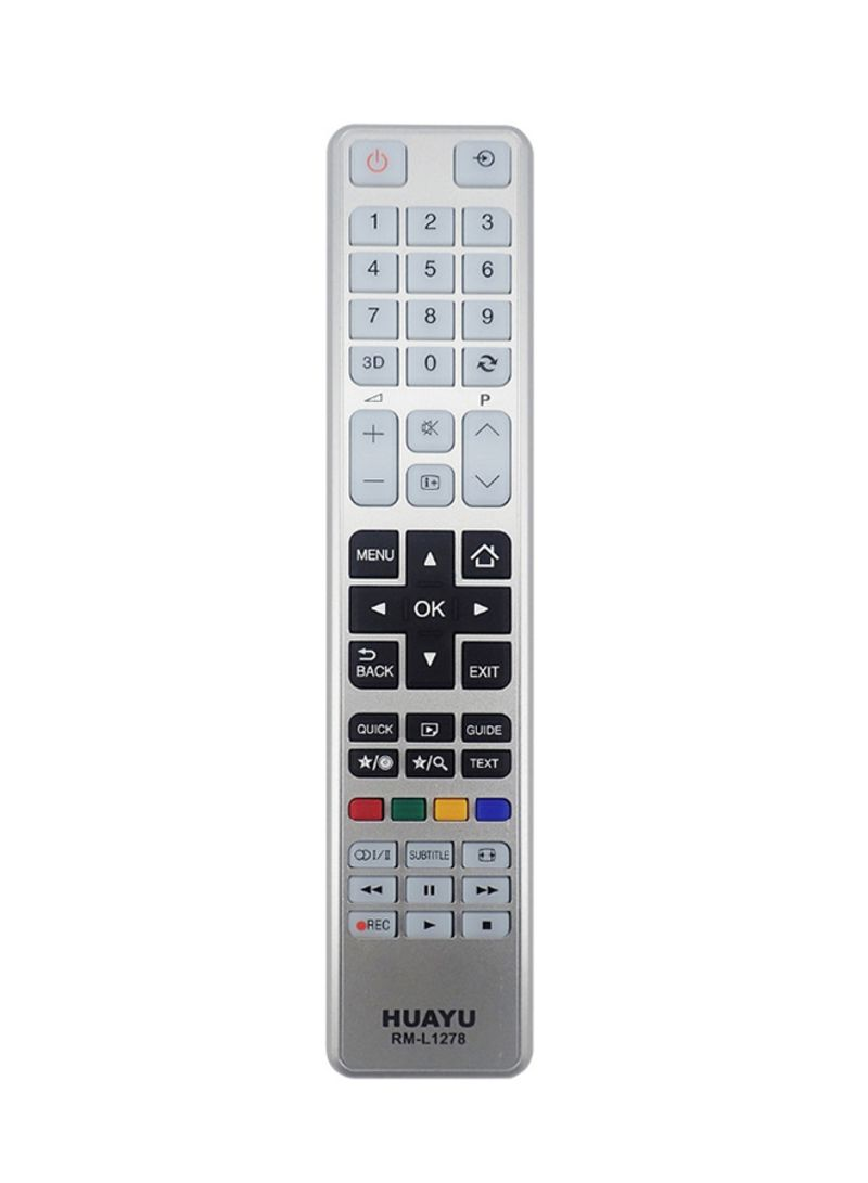 Shop Huayu Universal Remote Control For Toshiba Smart TV