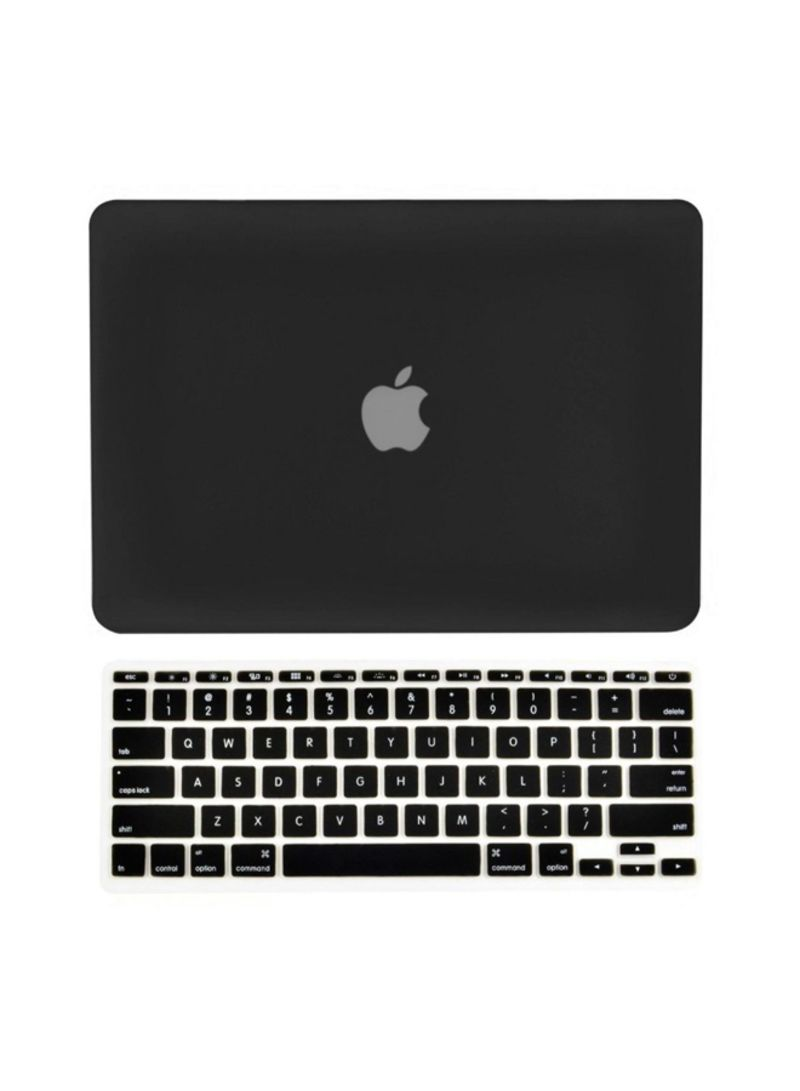 separation shoes c4c97 a1425 Shop Star Ultra Slim Carrying Case With Keyboard Cover For Apple Macbook  Pro Black 13 inch online in Dubai, Abu Dhabi and all UAE