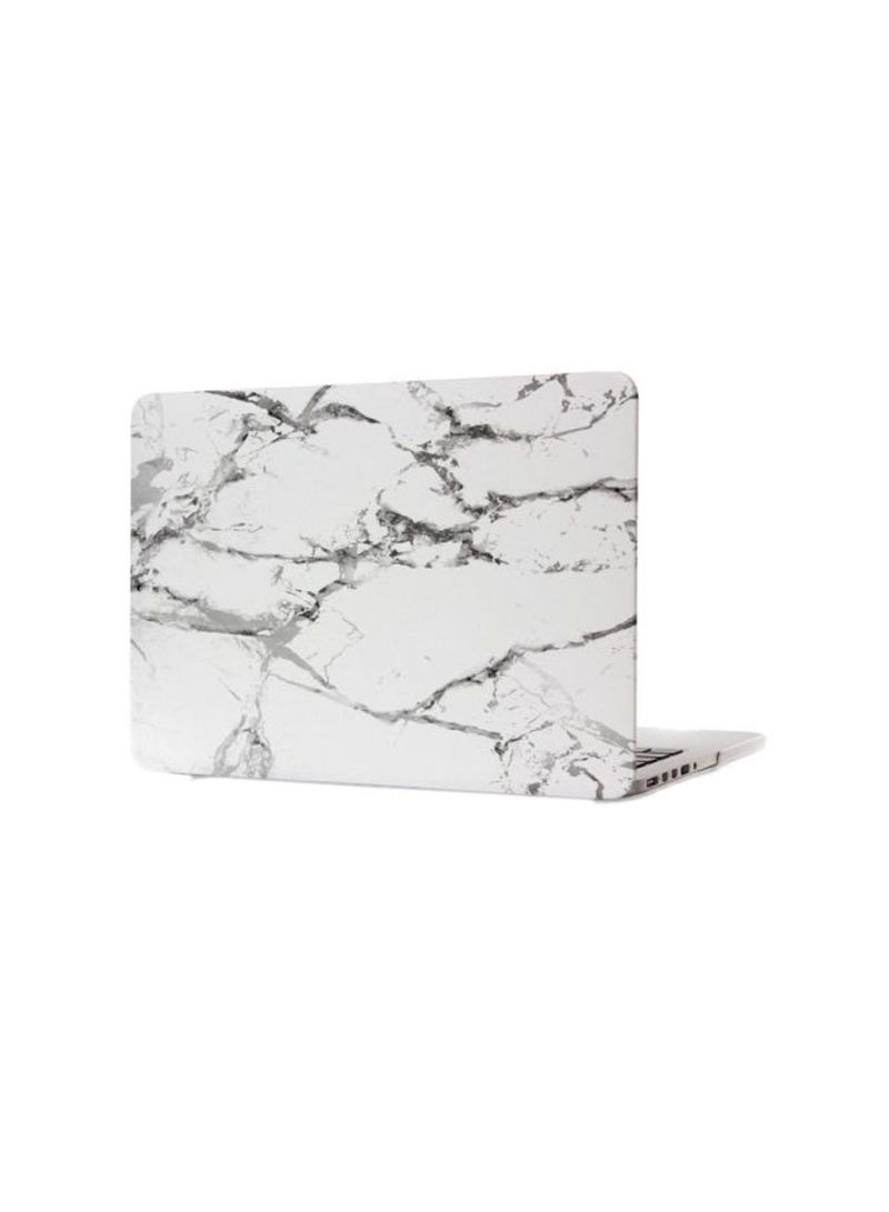 low priced 942e4 a0694 Shop Generic Marble Pattern Protective Hard Case Cover For 13/13.3-Inch  Apple MacBook Pro Retina Laptop White/Black online in Dubai, Abu Dhabi and  all ...