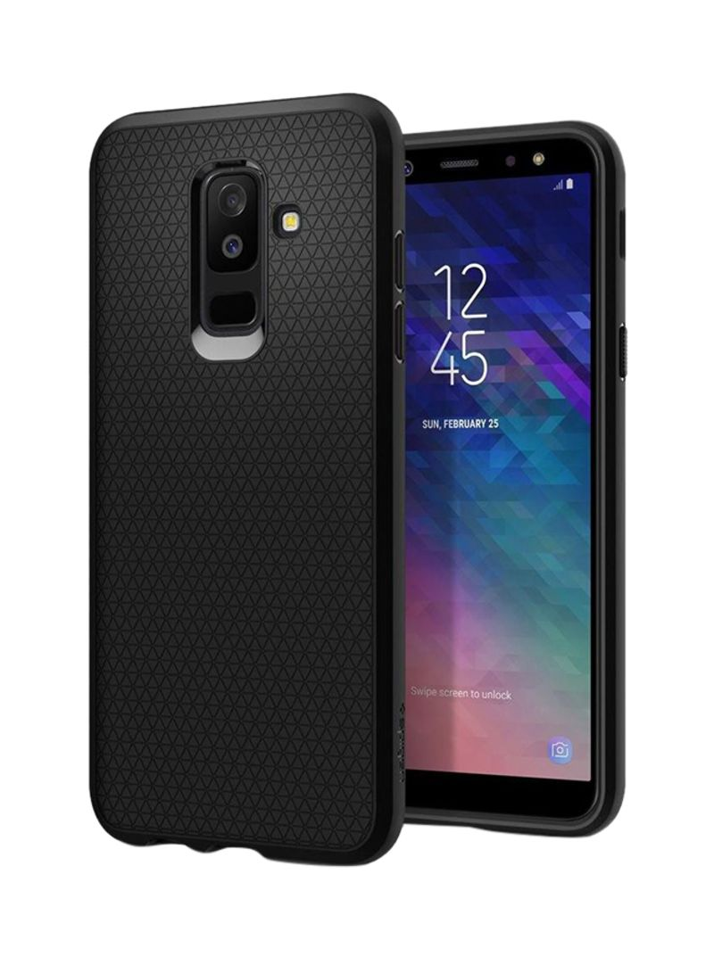 differently 2be10 50147 Shop Spigen Protective Case Cover For Samsung Galaxy A6 Plus (2018 ...