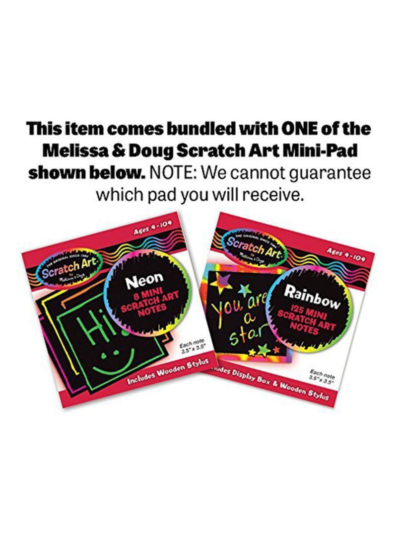 Shop Melissa Doug Deluxe Happy Handle Wooden Stamp Set