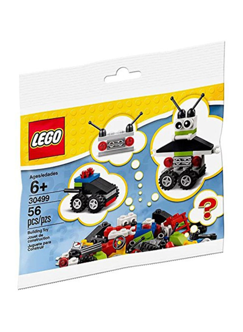 Shop LEGO 56-Piece Robot Vehicle Free Builds - Make It Your Own Set online  in Dubai, Abu Dhabi and all UAE