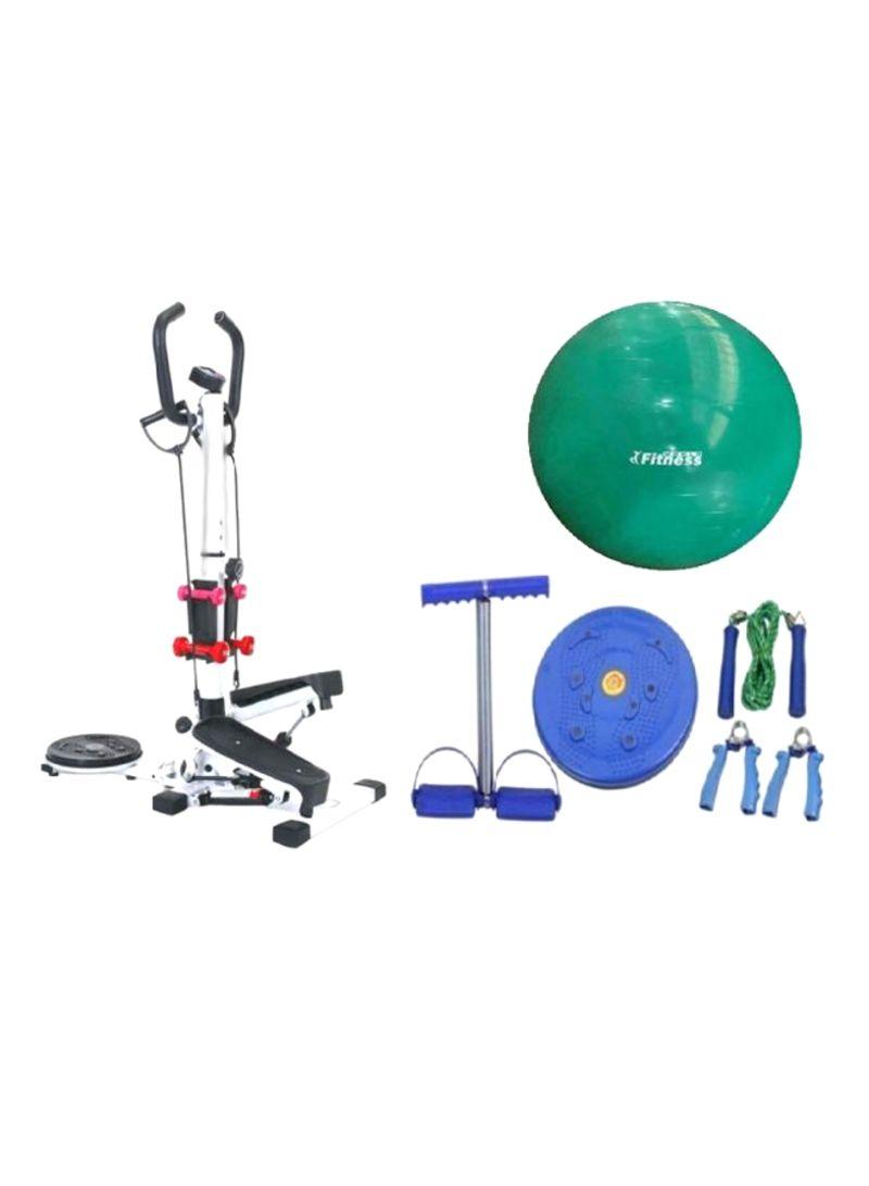 Shop fitness world piece home gym set online in dubai abu dhabi