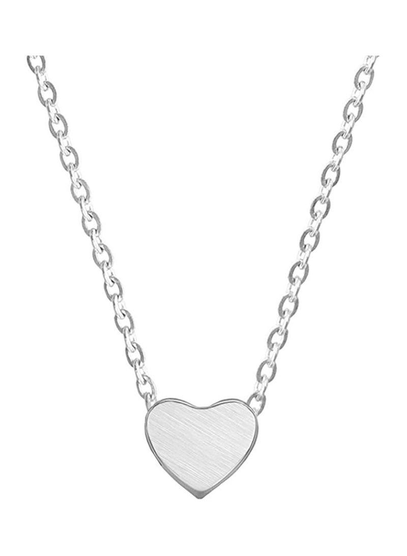 3172fcb32b760 Shop Altitude Boutique Simple Heart Necklace For Her Pendant Love ...