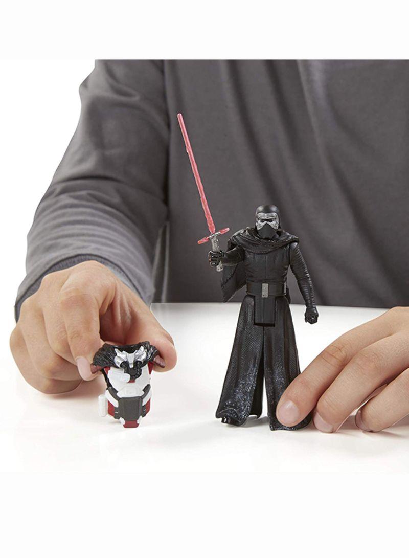"Hasbro Star Wars The Force Awakens KYLO REN 3.75/"" figure Snow Mission NEW"