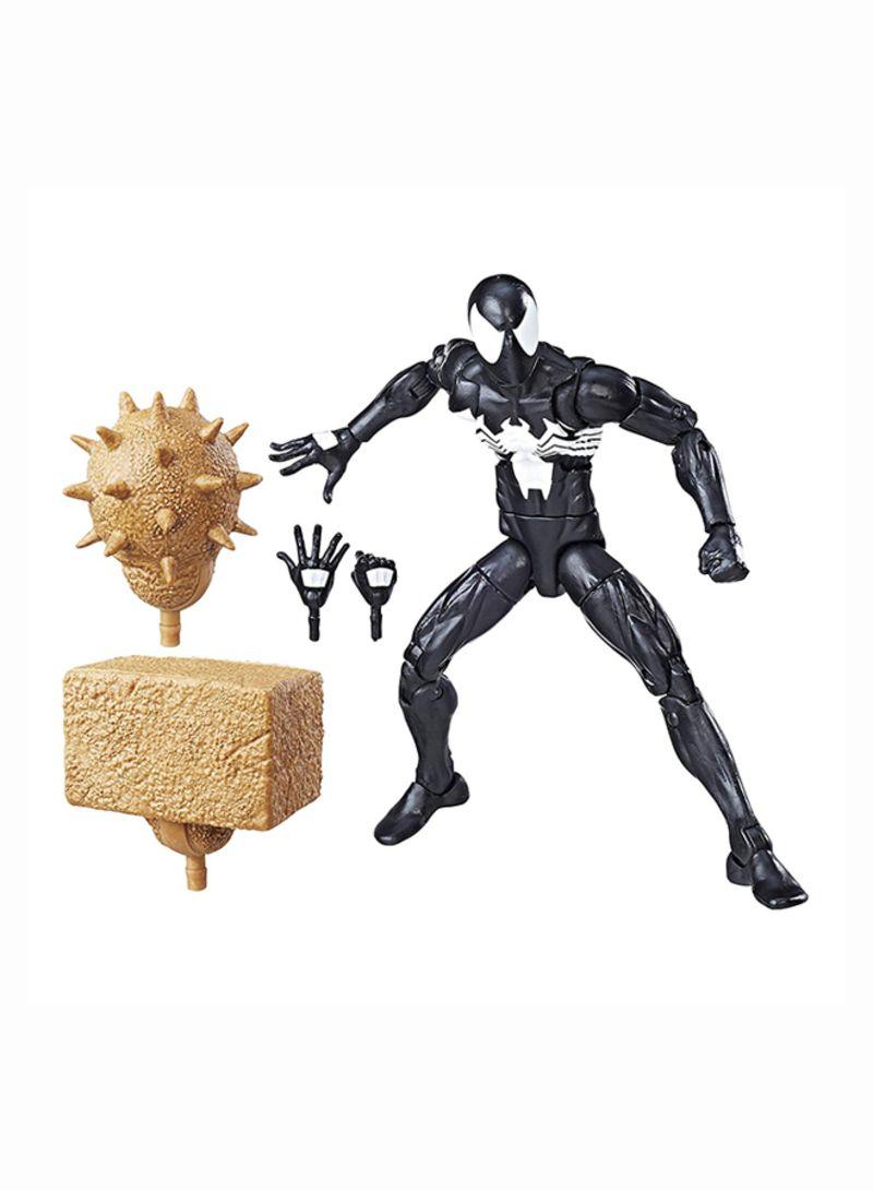 "HASBRO MARVEL LEGENDS SERIES 12/"" SYMBIOTE SPIDER MAN ACTION FIGURE"