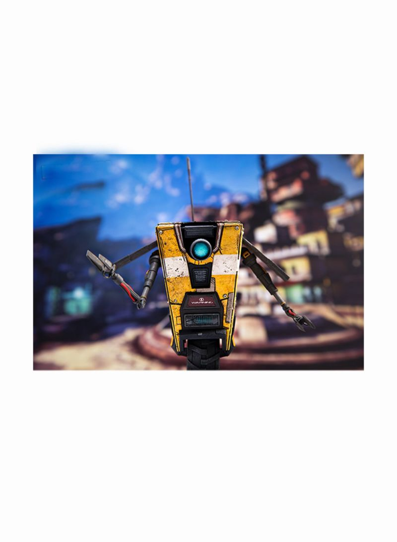 "Borderlands 4.5/"" Claptrap Deluxe Action Figure"