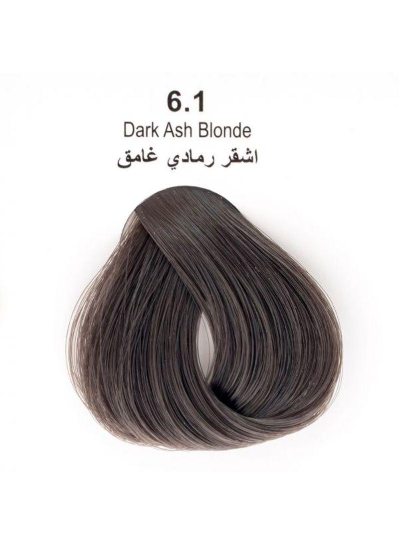 تسوق كوين لاين وكريم تلوين دائم للشعر أشقر رمادي داكن 100مل أونلاين في الإمارات