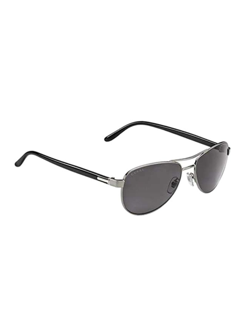 7a307ea859c9 Shop GUCCI UV Protected Aviator Sunglasses GG 2236 V813H online in ...