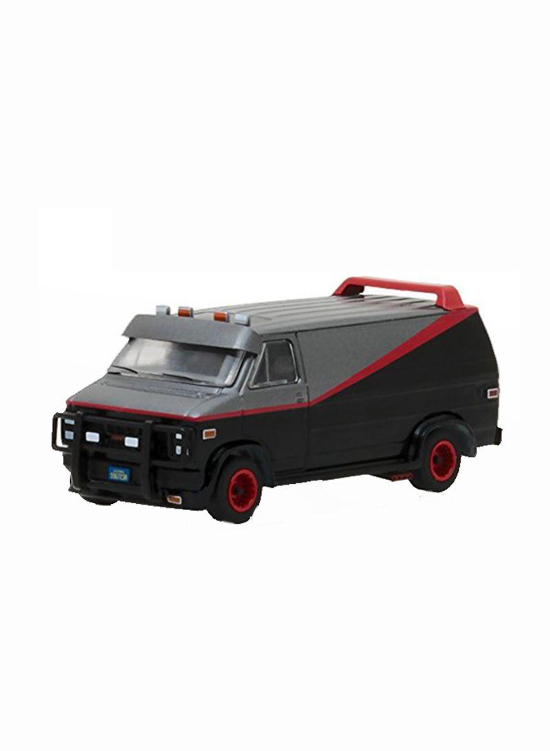 Greenlight 44790B 1:64 Hollywood Series 19-The a-Team-1983 Gmc Vandura Die Ca...
