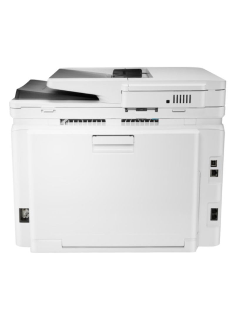 Shop HP MFP M281FDN LaserJet Pro Printer With Print/Copy/Scan/Fax Function  White/Grey online in Riyadh, Jeddah and all KSA