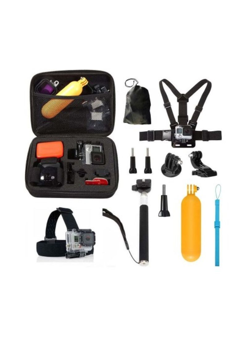 10-In-1 Storage Kit For GoPro Black