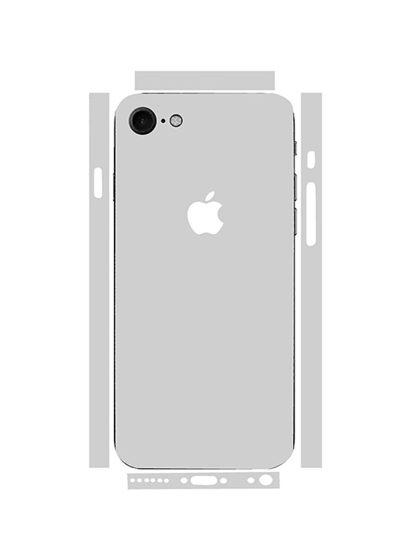 Shop Generic Binding Sticker For iPhone White online in Dubai, Abu