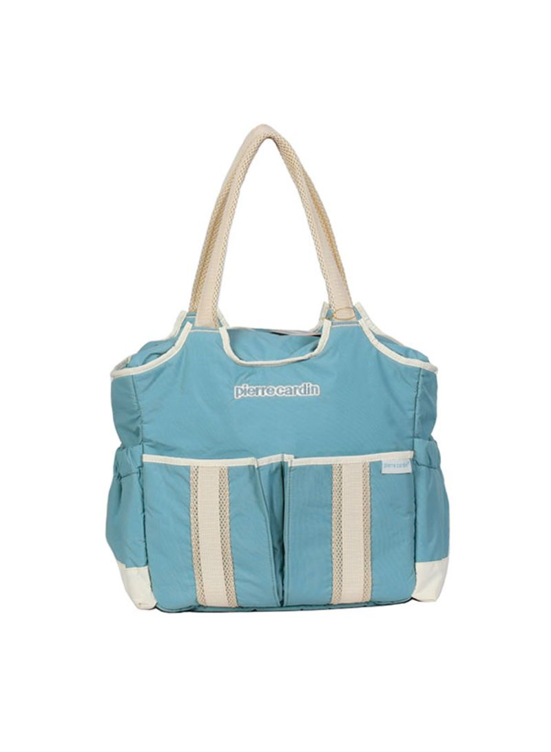 04f311dd881dc Shop PIERRE CARDIN Pierre Cardin Baby Diaper Bag with Water Bottle ...