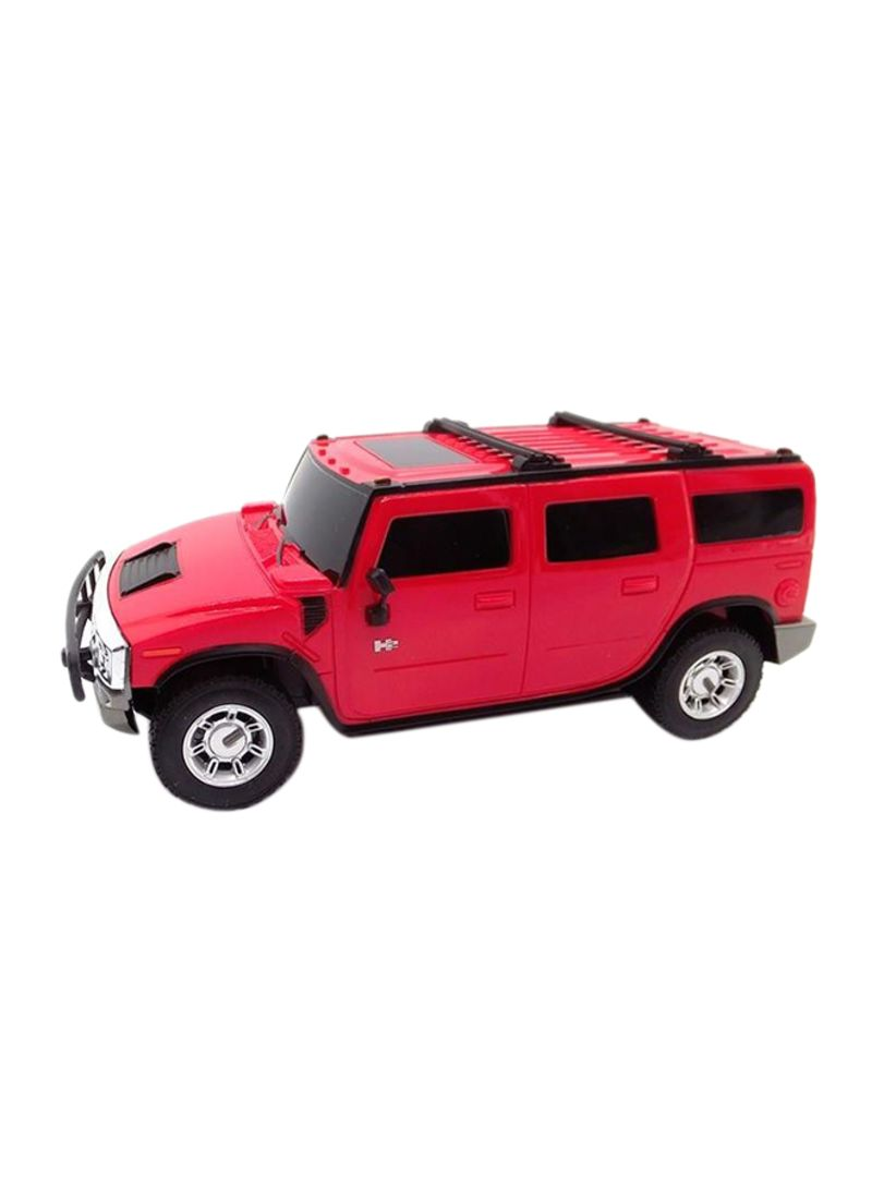 Shop Generic R/C Hummer Remote Control Machine Cars Children Kids Toy-Red  online in Riyadh, Jeddah and all KSA | hummer toy car
