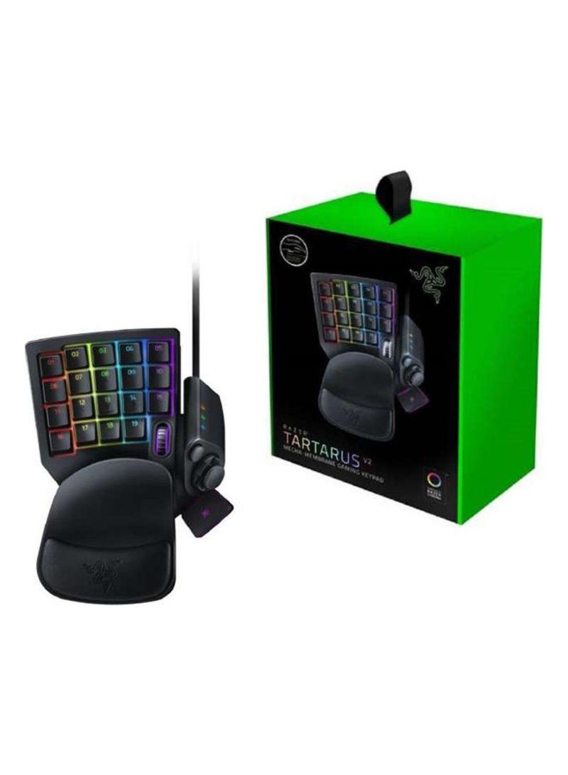 Shop Razer Tartarus V2 Mecha-Membrane Gaming Keypad online in Riyadh,  Jeddah and all KSA