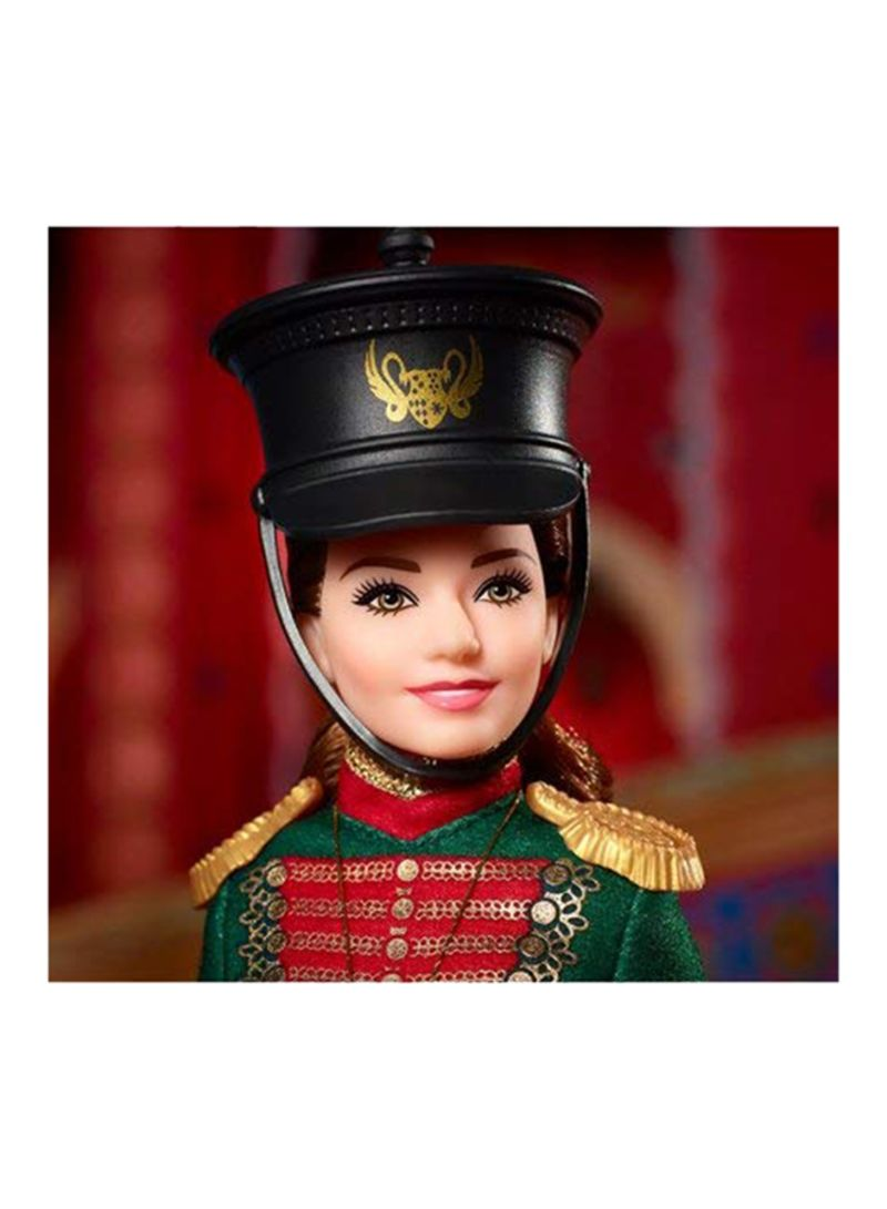 NEW Barbie The Nutcracker and The Four Realms Clara Toy Soldier Doll