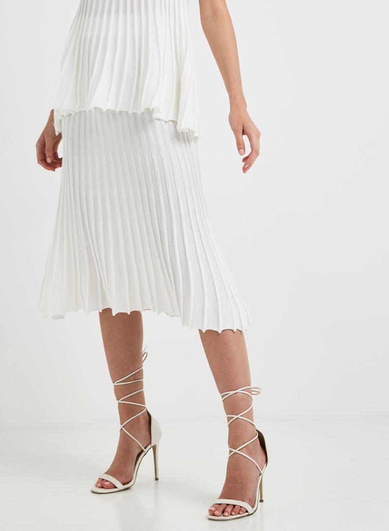 6bdee89eea Shop Trendyol Skirt Ecru Ecru online in Dubai, Abu Dhabi and all UAE