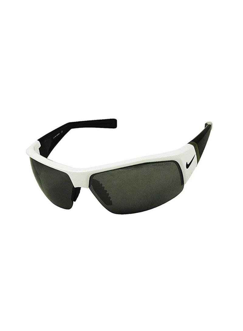 d31f5b3a51b6 Shop Nike Men's Semi-Rimmed Rectangular Sunglasses SQ/EV0560/107 ...