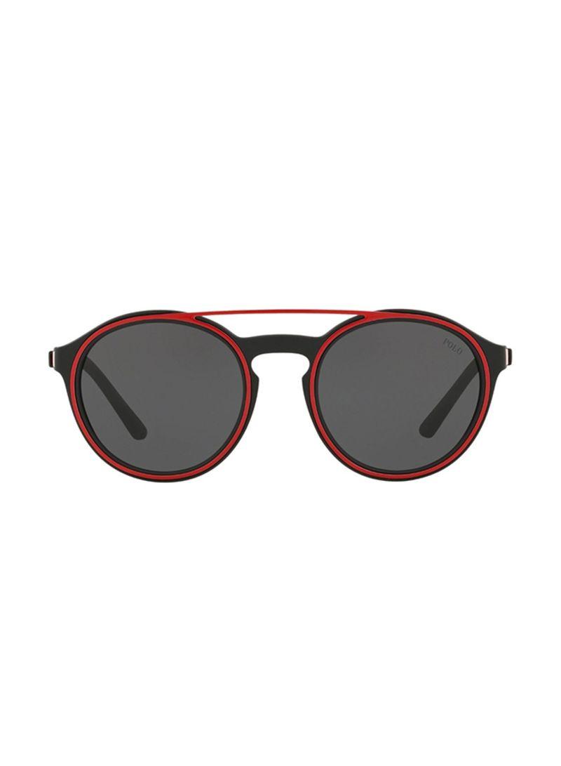 468d3fb2ad0a Shop Polo Ralph Lauren Full-Rimmed Aviator Sunglasses PH4139/5284/87 ...