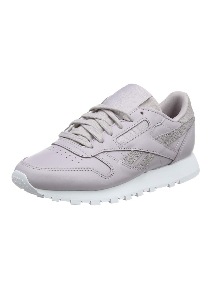 4a3332fb92a Shop Reebok Classic Leather PS Pastel Lace-up Trainers online in ...