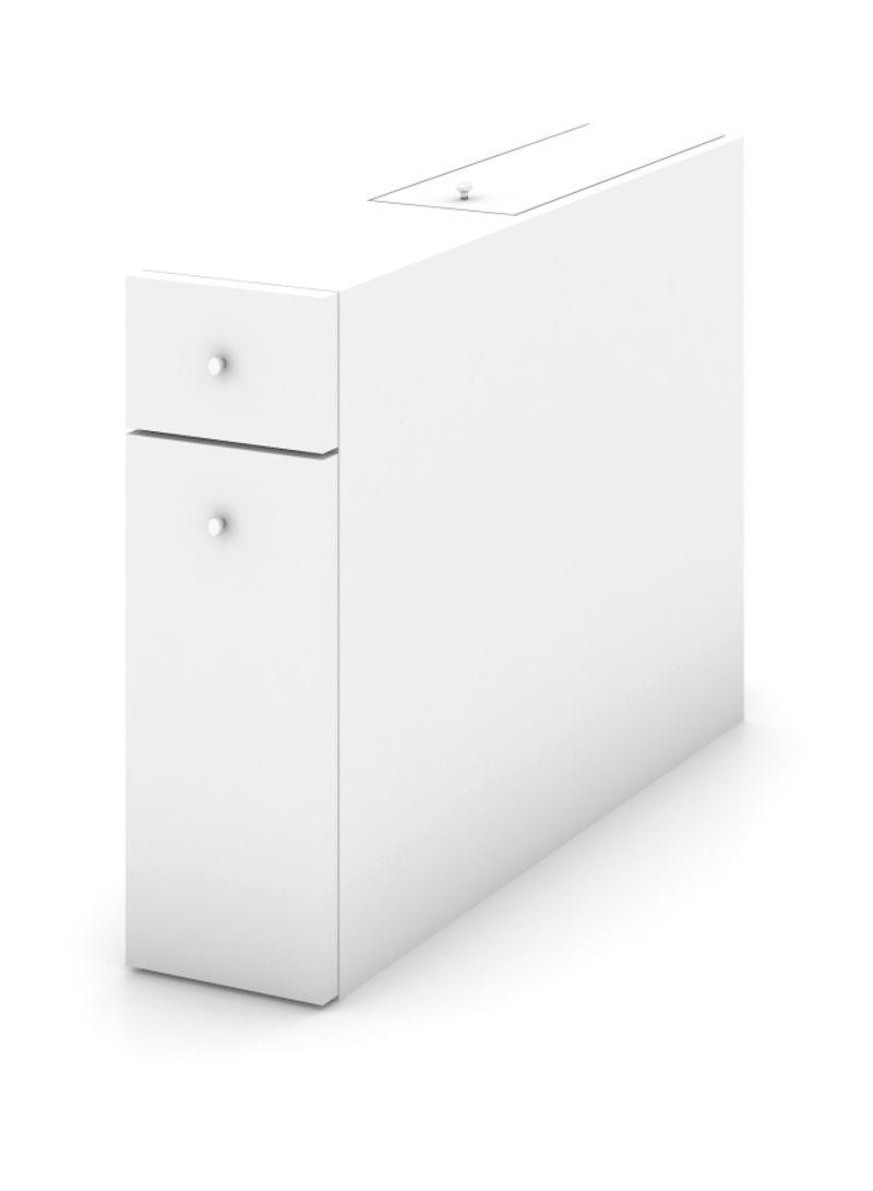 Shop Elegance Bathroom Cabinet White 5x5x5centimeter online in