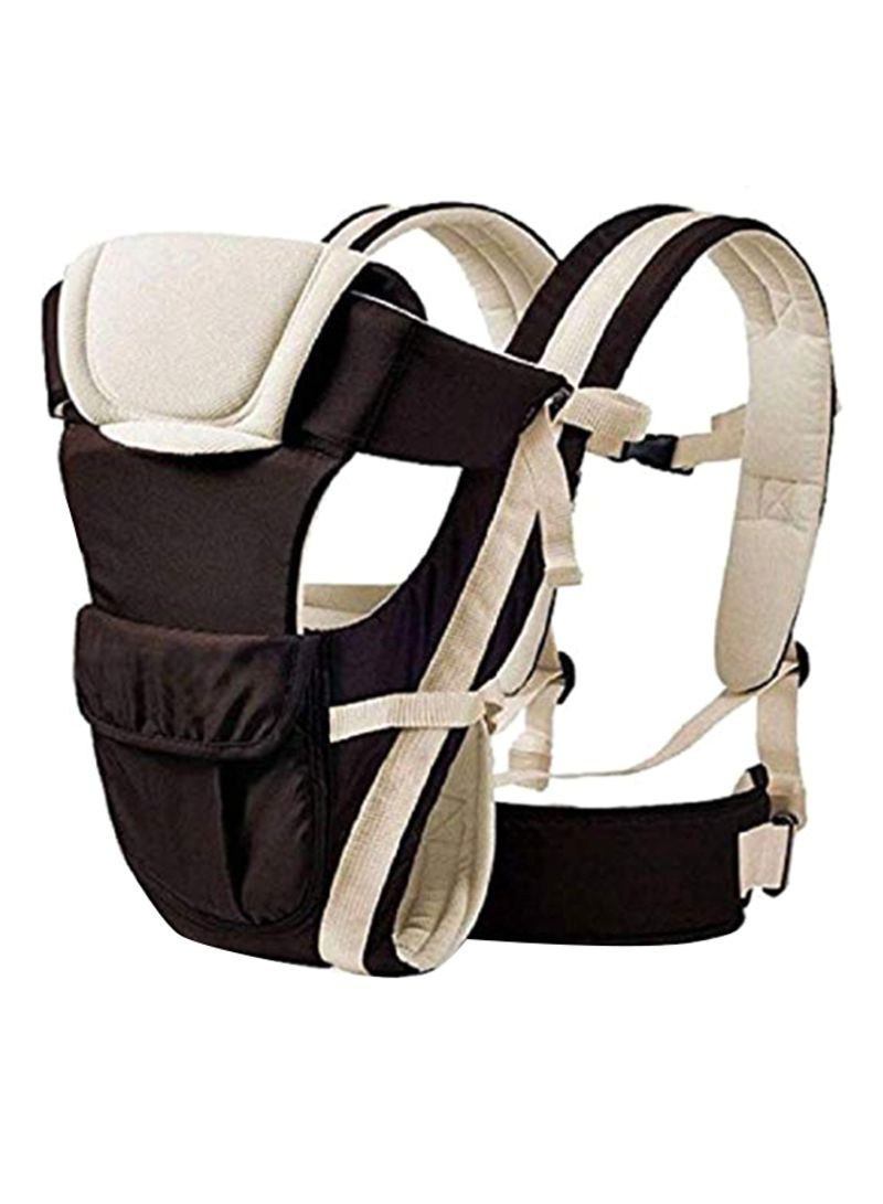 Baby Carrier With Head Support