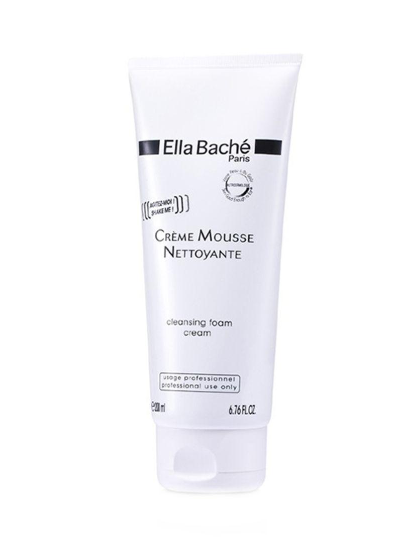 Shop Ella Bache Cleansing Foam Cream 200 ml online in Dubai, Abu Dhabi and  all UAE