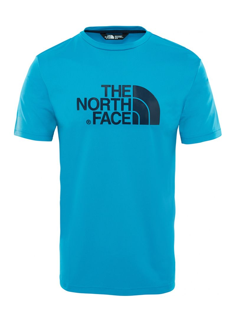 8c6026cd6 Shop The North Face Tanken Tee T-Shirt Hyper Blue online in Dubai ...