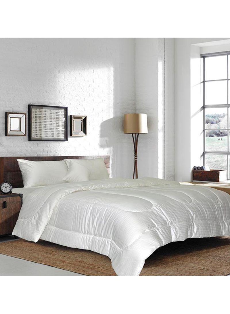 Shop Hotel Linen Queen Size Fitted Sheet Cotton Blend 180 X 200