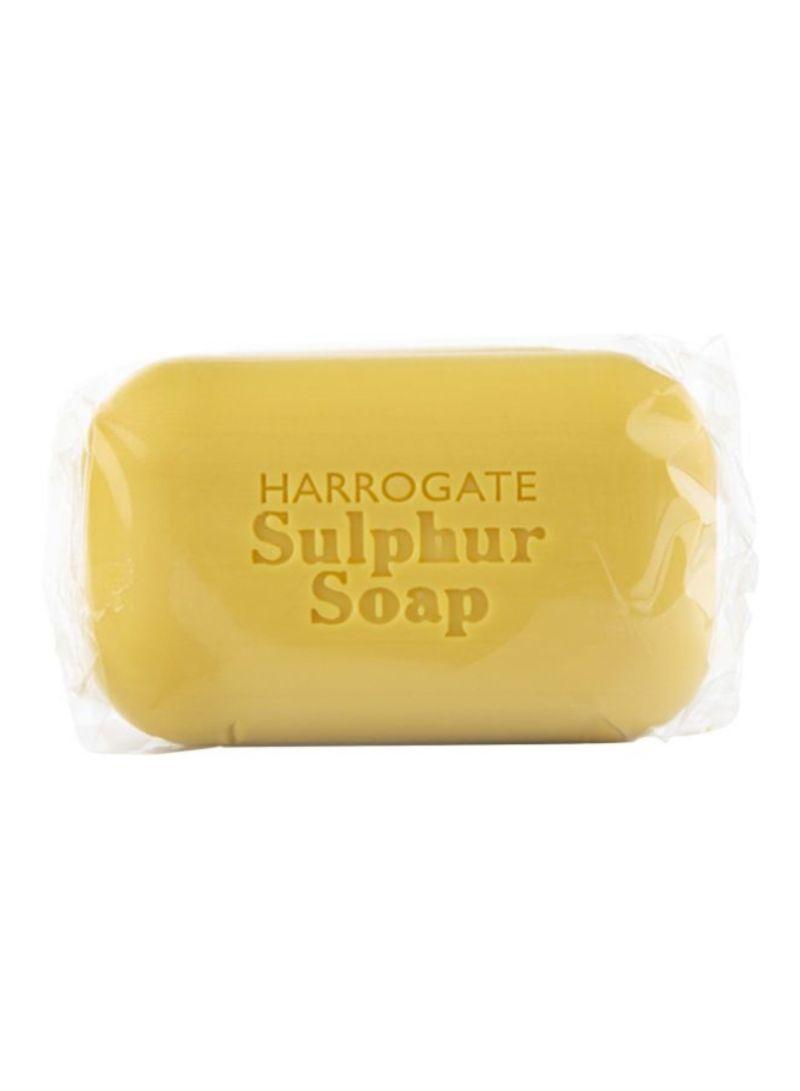 Shop Harrogate Sulphur Soap Orange online in Riyadh, Jeddah and all KSA