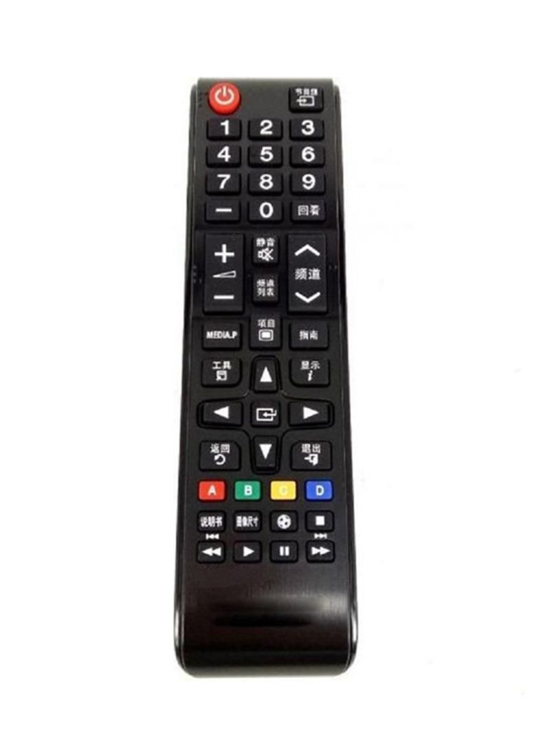 Universal Remote Control For Samsung LCD/LED TV Black