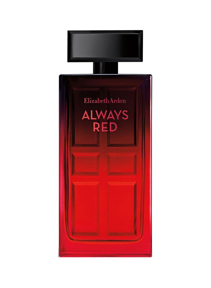 bbe79a776 otherOffersImg_v1554882100/N23104421A_1. Elizabeth Arden. Always Red EDT 100  ml
