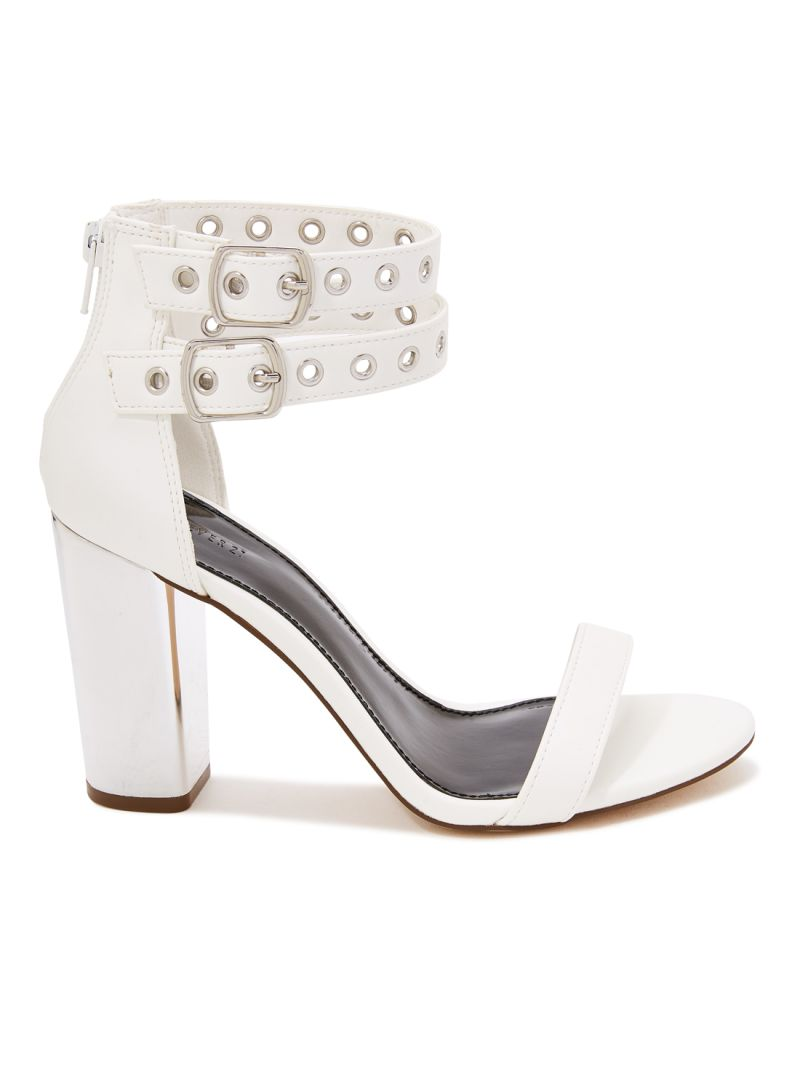 665d73f92e6 Shop Forever 21 High Heel Sandals online in Dubai, Abu Dhabi and all UAE