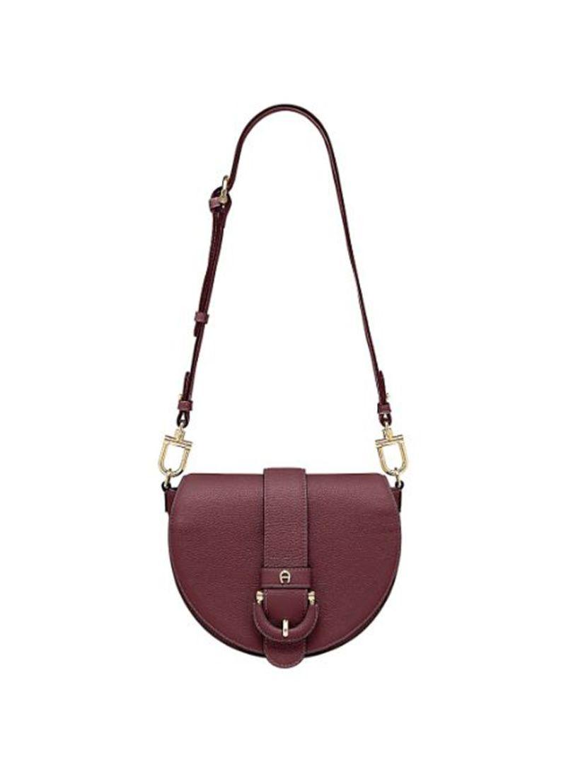 hübsch und bunt auf großhandel beispiellos Shop AIGNER Kira Shoulder Bag online in Riyadh, Jeddah and all KSA