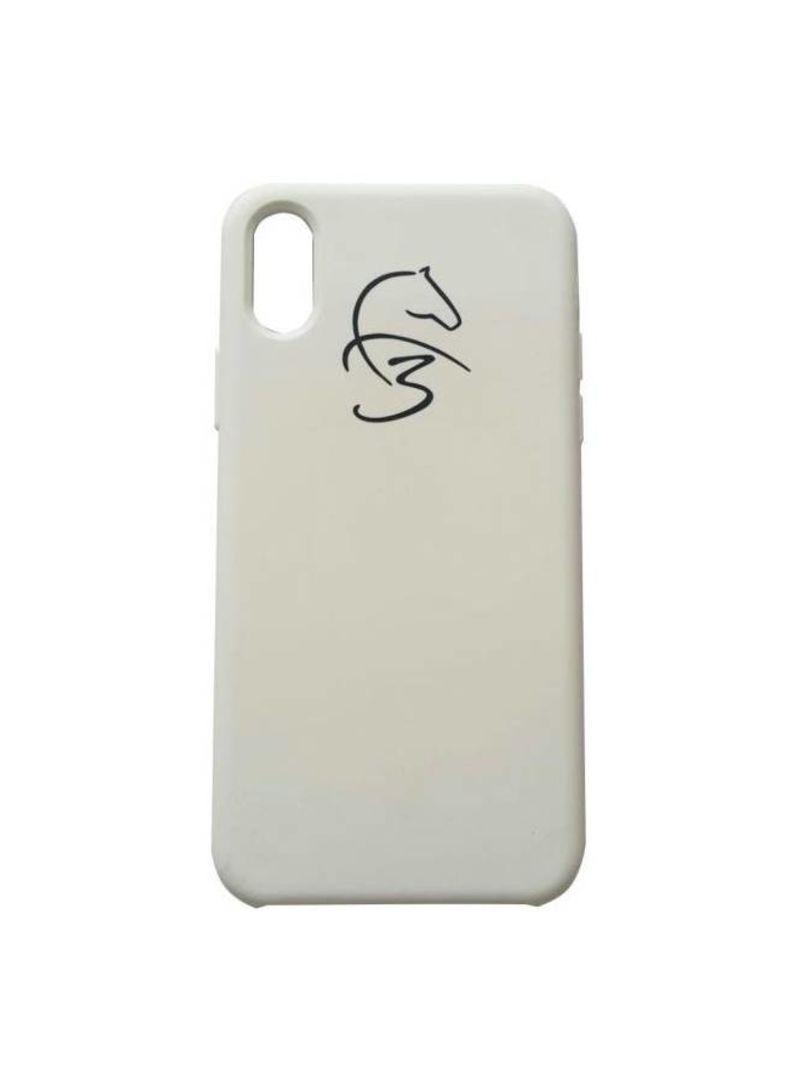 on sale e6bc1 4356f تسوق ماركة غير محددة وIphone Xr Silicone Case F3 Fazza أبيض أونلاين في  الإمارات
