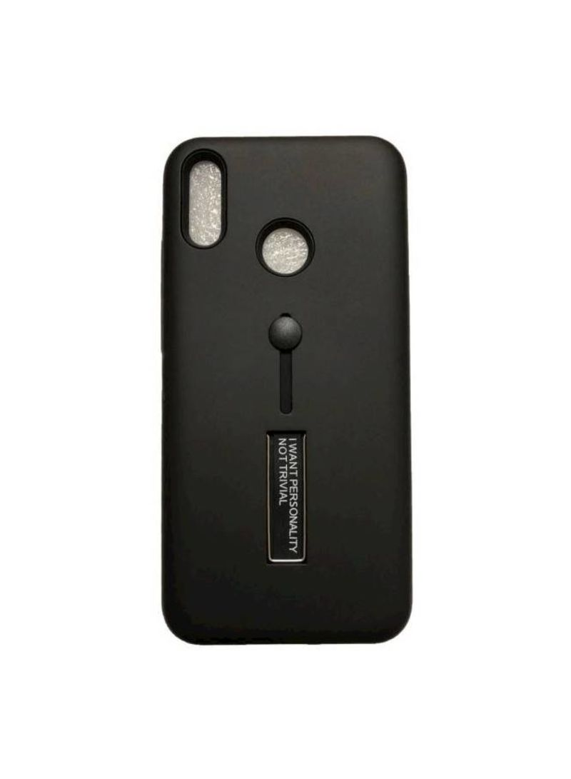 Shop Generic Protective Cover For Huawei Y9 2019 Black online in Dubai, Abu  Dhabi and all UAE