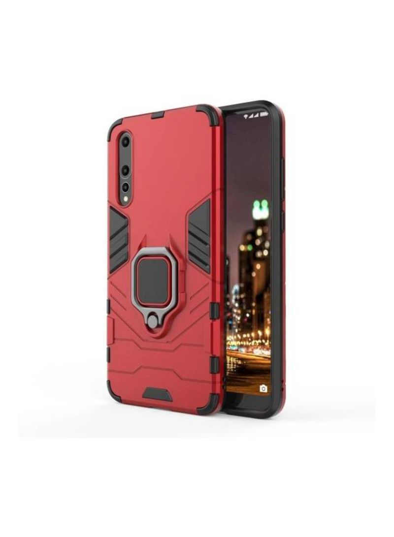 Shop Generic Protective Case Cover Huawei P20 Pro Red/Black online in  Dubai, Abu Dhabi and all UAE