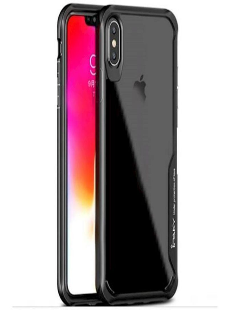 Shop Generic Back Cover for IPhone XS Max - Black online in Dubai, Abu  Dhabi and all UAE