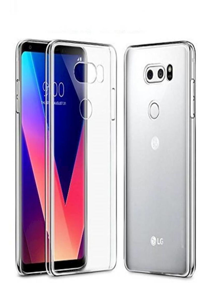 Shop Generic TPU Silicone Case Cover For LG V30 Clear online in Dubai, Abu  Dhabi and all UAE